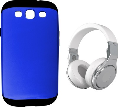 Easy2Sync Samsung Galaxy Win 8552   inkblue 8552 HeadPhone   Combo Set available at Flipkart for Rs.1199