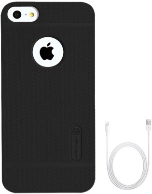 hot sale online e1a9f 04409 Nillkin Back Cover for Apple iPhone 5/5S, Data Cable Combo Set for ...