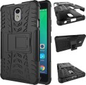 Chevron Shock Proof Case For Lenovo Vibe P1m (Space Black)