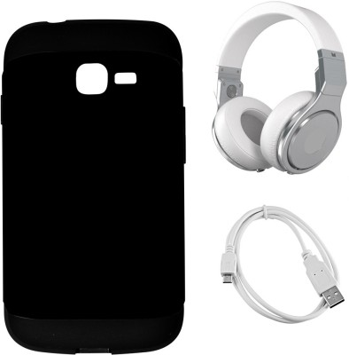 Kimmy Samsung Galaxy Star Pro S7262  HEADPHONE SLMARM  Combo Set available at Flipkart for Rs.1200
