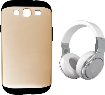 Easy2Sync Samsung Galaxy Win 8552   golden 8552 HeadPhone   Combo Set available at Flipkart for Rs.1199