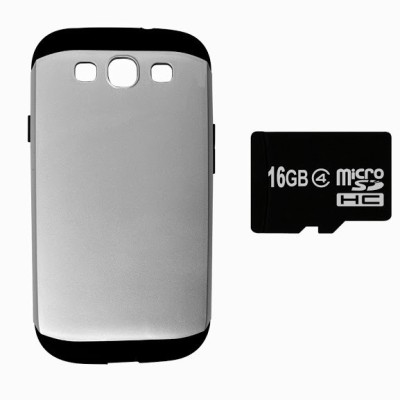 Easy2Sync Samsung Galaxy Win 8552   silver 8552 Memory16 GB   Combo Set available at Flipkart for Rs.799