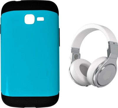 Easy2Sync Samsung Galaxy Star Pro 7262   blue 7262 HeadPhone   Combo Set available at Flipkart for Rs.1199