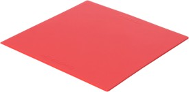 Riona Mobile Anti Slip (Non Skid) Pad for Car Dashboard - MobilePad Red Combo Set