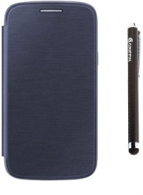 YGS Samsung Galaxy E7 Dark Blue with Griffin Stylus Pen Combo Set