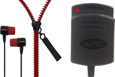 APE-Charger-and-Zipper-Handsfreefor-Karbonn-Kochadaiiyaan-The-Legend-2.4-Combo-Set