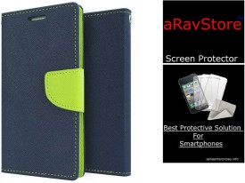 AravStore Basic Magnetic Diary Protection Kit For Samsung Galaxy S5 Combo Set