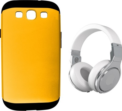 Easy2Sync Samsung Galaxy Win 8552   yellow 8552 HeadPhone   Combo Set available at Flipkart for Rs.1199