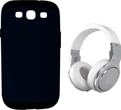 Easy2Sync Samsung Galaxy Win 8552   gunmetal 8552 HeadPhone   Combo Set available at Flipkart for Rs.1199