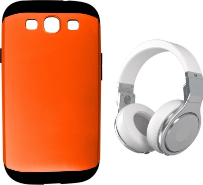 Easy2Sync Samsung Galaxy Win 8552   orange 8552 HeadPhone   Combo Set available at Flipkart for Rs.1199