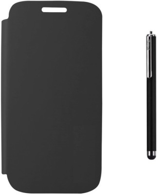 Stern & Lowe Flip Cover for Micromax Bolt A47 with Stylus Combo Set available at Flipkart for Rs.445