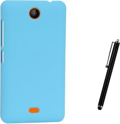 promo code 08592 923bf KolorEdge Back Cover + Stylus Pen For Microsoft Lumia 430 – Sky Blue ...