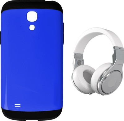 cheap for discount 241ab 7be2e G4U Samsung Galaxy S4 Mini I9190 (Headphone-Slmarm-Black5357Inkblue ...