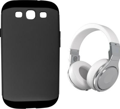 Easy2Sync Samsung Galaxy Win 8552   grey 8552 HeadPhone   Combo Set available at Flipkart for Rs.1199