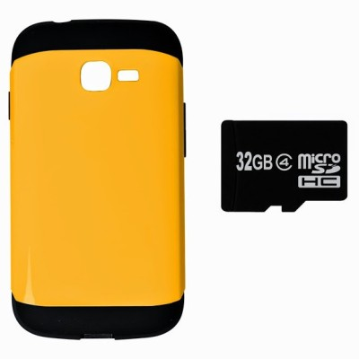 Easy2Sync Samsung Galaxy Star Pro 7262   yellow 7262 Memory32 GB   Combo Set available at Flipkart for Rs.1200