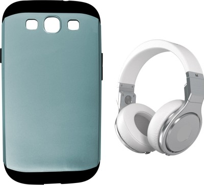 Easy2Sync Samsung Galaxy Win 8552   skyblue 8552 HeadPhone   Combo Set available at Flipkart for Rs.1199