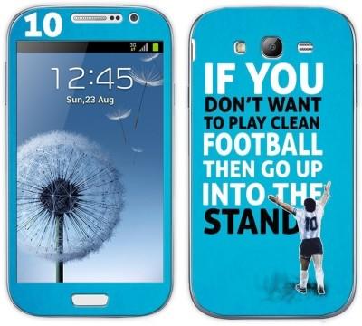 Bluegape Samsung Galaxy Grand Duos i9082 YL00000043 Samsung Galaxy Grand Duos i9082 Mobile Skin