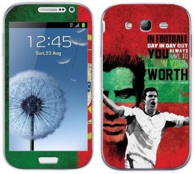Bluegape Samsung Galaxy Grand Duos i9082 YL00000027 Samsung Galaxy Grand Duos i9082 Mobile Skin