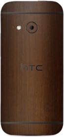 Skinnova Full HOMI2 Mahogany Wood HTC One Mini 2 Mobile Skin