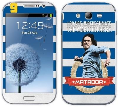 Bluegape Samsung Galaxy Grand Duos i9082 YL00000022 Samsung Galaxy Grand Duos i9082 Mobile Skin