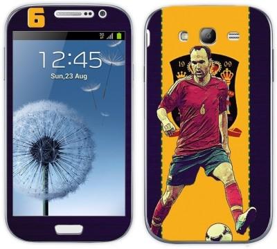 Bluegape Samsung Galaxy Grand Duos i9082 YL00000006 Samsung Galaxy Grand Duos i9082 Mobile Skin