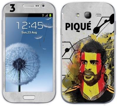 Bluegape Samsung Galaxy Grand Duos i9082 YL00000030 Samsung Galaxy Grand Duos i9082 Mobile Skin