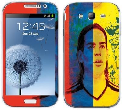 Bluegape Samsung Galaxy Grand Duos i9082 YL00000026 Samsung Galaxy Grand Duos i9082 Mobile Skin