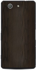 Skinnova Full XZ3C Tamo Wood Sony Xperia Z3 Compact Mobile Skin