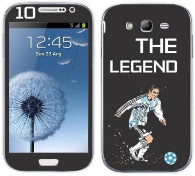 Bluegape Samsung Galaxy Grand Duos i9082 YL00000051 Samsung Galaxy Grand Duos i9082 Mobile Skin