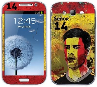 Bluegape Samsung Galaxy Grand Duos i9082 YL00000005 Samsung Galaxy Grand Duos i9082 Mobile Skin