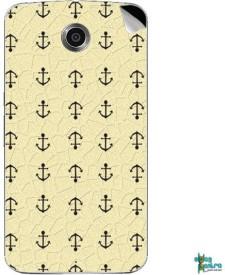 Swagmantra Anchor Row skin/decal for Motorola Nexus 6 Motorola Nexus 6 Mobile Skin