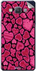 Gsmkart Sweet Love Pink491331 Samsung Galaxy A5 Mobile Skin