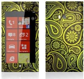 TopSkin Nokia Lumia-900-TS-101 Nokia Lumia-900 Mobile Skin