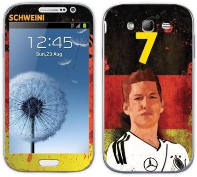Bluegape Samsung Galaxy Grand Duos i9082 YL00000011 Samsung Galaxy Grand Duos i9082 Mobile Skin