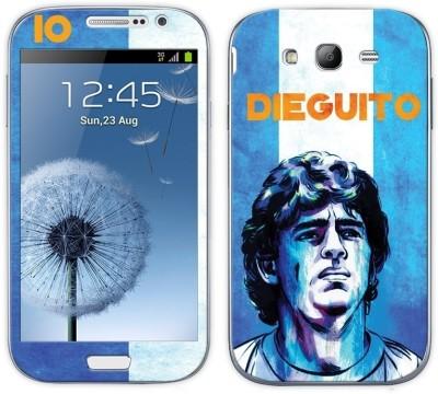 Bluegape Samsung Galaxy Grand Duos i9082 YL00000045 Samsung Galaxy Grand Duos i9082 Mobile Skin