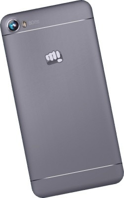 Micromax Canvas Fire 4 (Cosmic Grey, 8 GB)