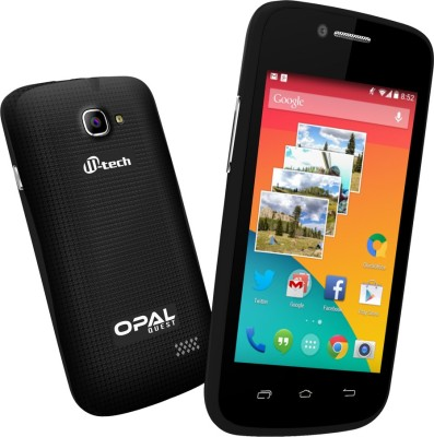 Mtech Opal Quest (Black, 4 GB)