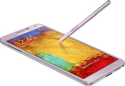 Samsung Galaxy Note 3 (Blush Pink, 32 GB)