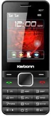 Karbonn K21Star Dual Sim Multimedia Phone with Big Speaker