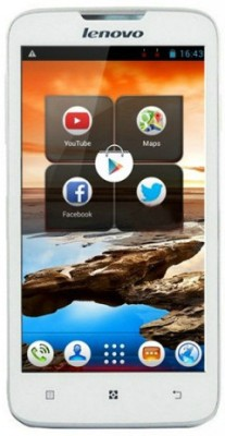Lenovo A680 (White, 4 GB)