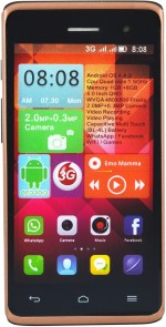 Camerii CM49Brown Ginger Android