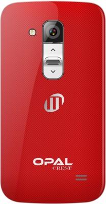 Mtech OPAL CREST 3G (Red, 2 GB)
