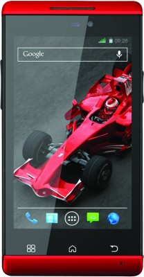 XOLO A500S Red available at Flipkart for Rs.6299