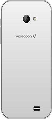 Videocon Z30 Pace (White & Copper, 512 MB)