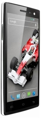 XOLO A500 Club Black, 4   GB available at Flipkart for Rs.4250