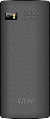 Intex Spy 7 (Grey, Black)