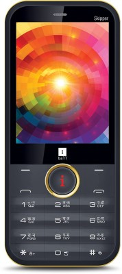 iBall 2.8V Skipper (Black Gold)