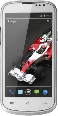 XOLO Q600 White available at Flipkart for Rs.6193