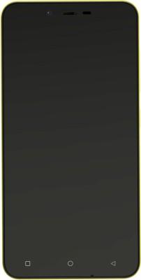 Gionee Pioneer P5 Mini (Yellow, 8 GB)