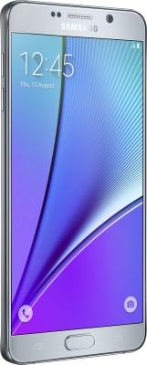 SAMSUNG Samsung Galaxy Note 5 32GB SM-N920 (Silver Titanium, 32 GB)